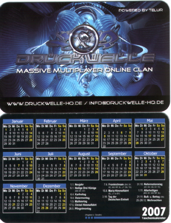 Kalender2007