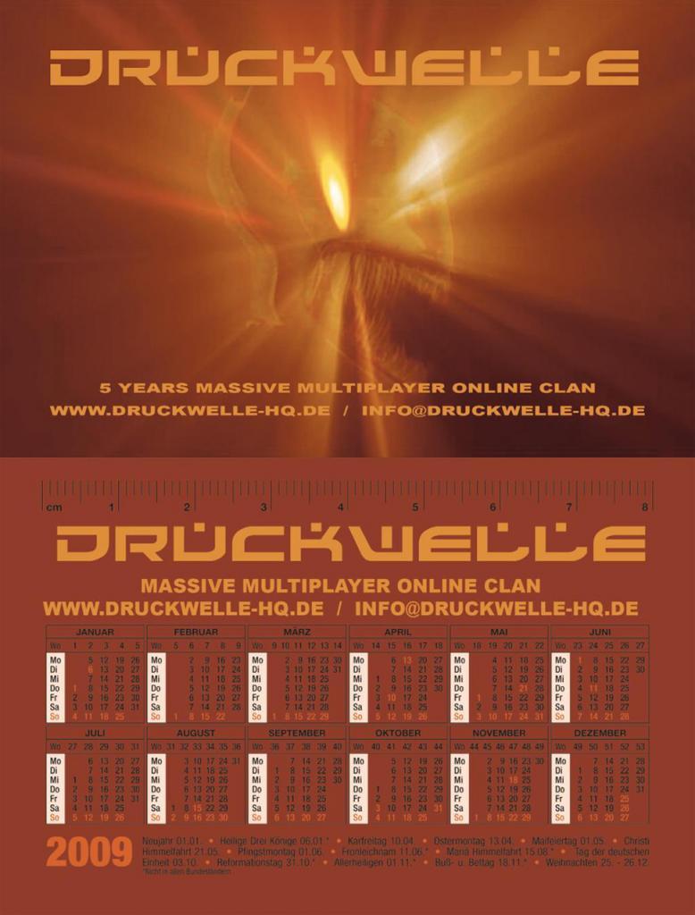 Kalender2009