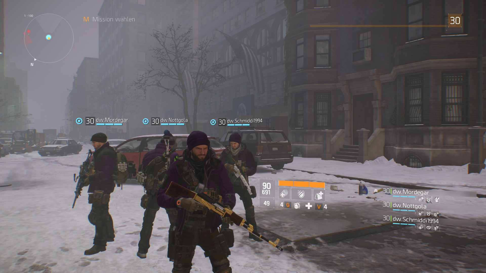 Tom Clancy's The Division™2016 3 13 21 5 13