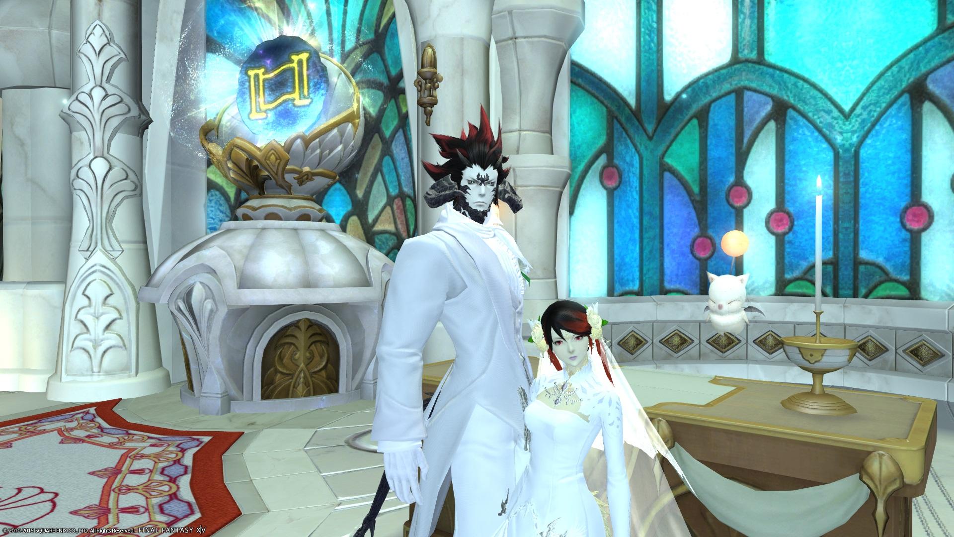 Shiro's und Finn's Hochzeit