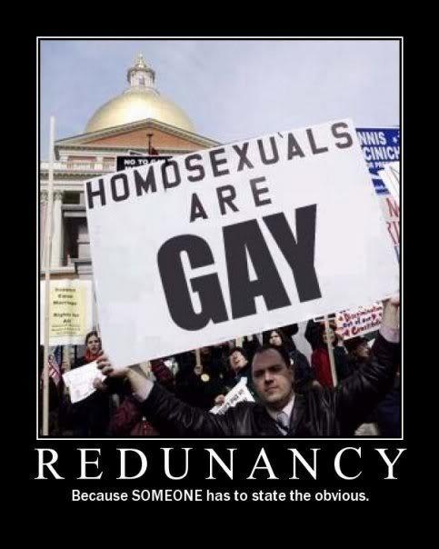 redunancy