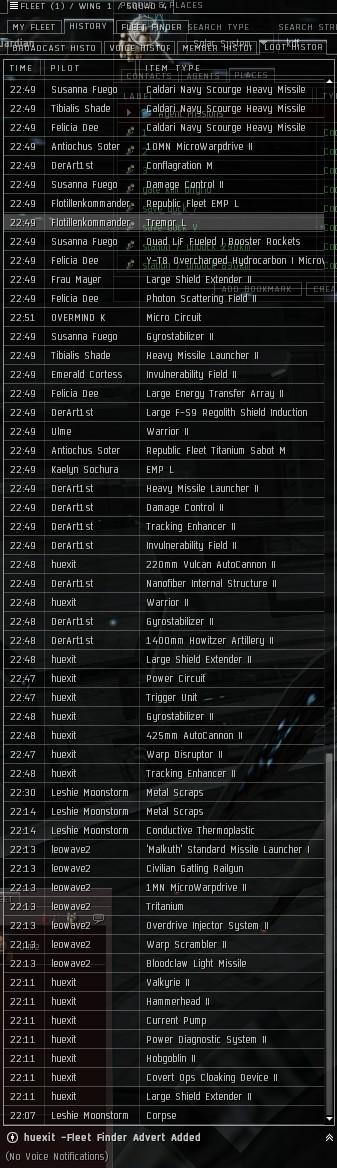 Fleet Loot 20110319 20 III