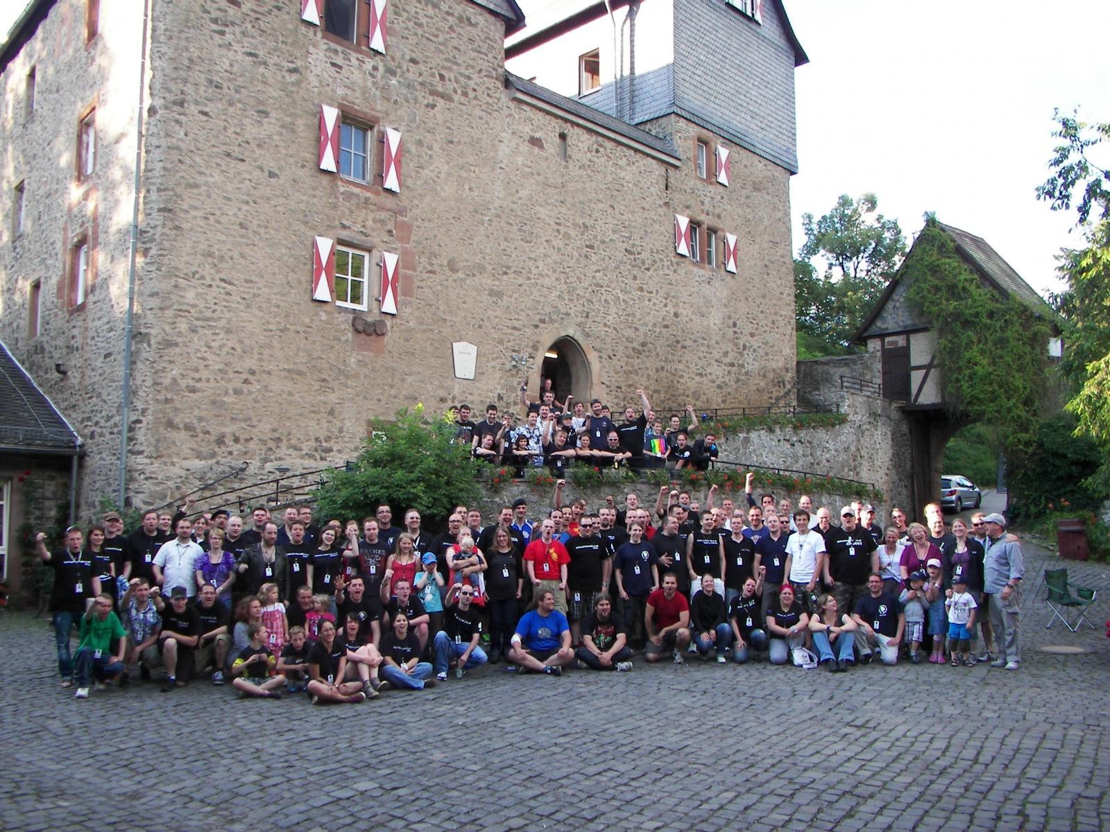 Burg Hessenstein 2012