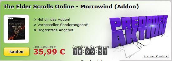 Morrowind TESO Addon