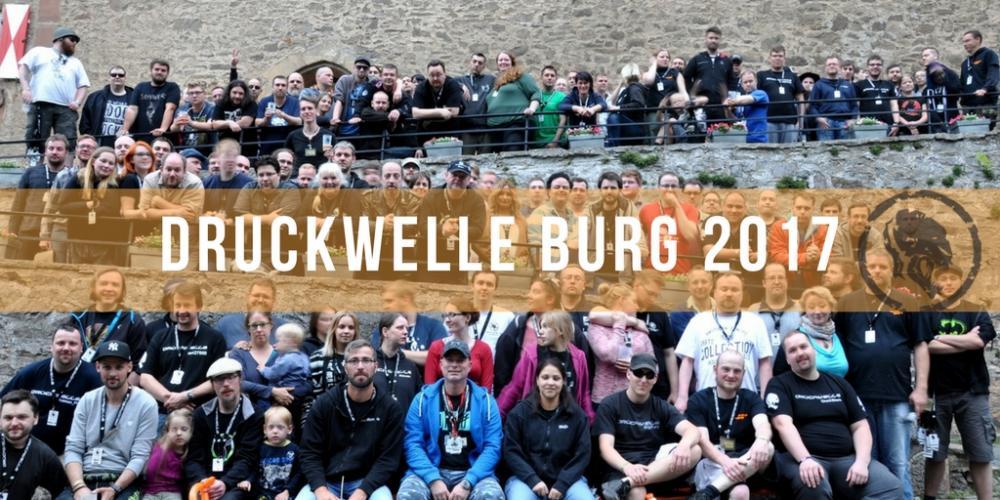 DRUCKWELLE Burg 2017
