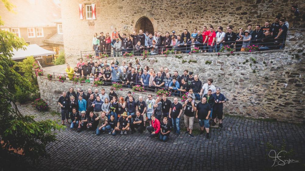 DRUCKWELLE Burg 2018 Ragsan