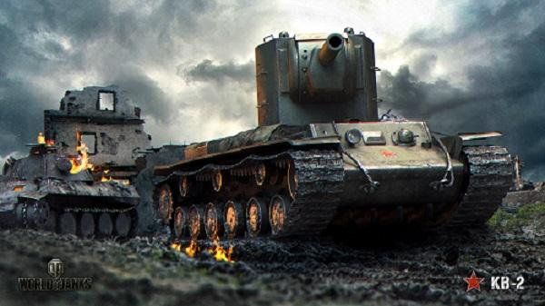 DRUCKWELLE World of Tanks