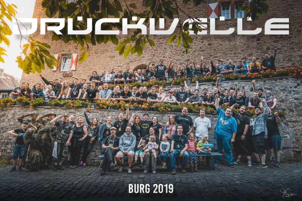 DRUCKWELLE Burg 2019