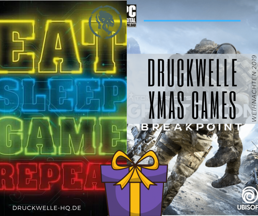DRUCKWELLE XMAS 2019 Ghost Recon Breakpoint