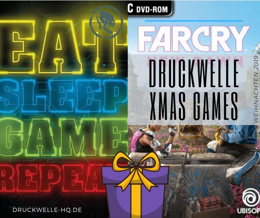 DRUCKWELLE XMAS 2019 Far Cry New Dawn