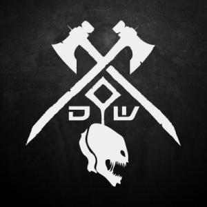DRUCKWELLE New World Logo