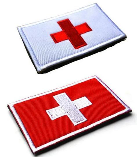 Swiss Flag - Medic Flag